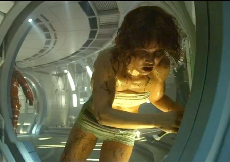 Prometheus - Noomi Rapace
